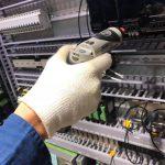 アトピーで手アレのある作業者の方にお使いいただきたい手袋です