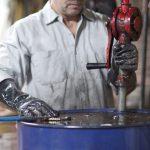 耐アルカリ手袋のニュータイプ:クロロプレン製耐溶剤手袋