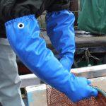 池の水ぜんぶ抜くときの手袋は極寒ソフトロング55がいい!
