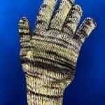 指の長さが余るような軍手は、危ないんですよ