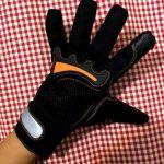 寒い屋外作業では、夜間視認性高いこの手袋!ウィンターフィットス!