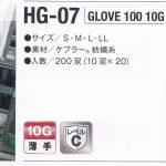 毎年お伝えします!地震の備えの手袋はケブラー7Gがおススメです!