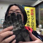 作業に合わせて皮の作業手袋をセミオーダーいたします!