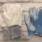 家具を作るときに接着剤が手について困っている方にこの手袋!