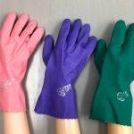 台所のシンクをゴシゴシ磨くなら、やっぱりこの手袋!SSR!