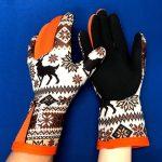 作業手袋はウィンタースポーツに親和性が高いんです!