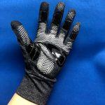 作業用のノウハウを活かすとスポーツ用の手袋も快適になります!