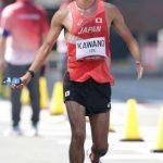 暑い中50km全速で歩く競歩の選手に賞賛を!